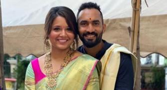 SEE: How Karthik's wife inspired him during lockdown