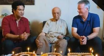 India's oldest first-class cricketer dies