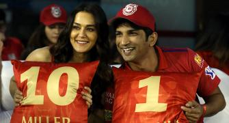 PIX: Sushant and his special connection with cricket