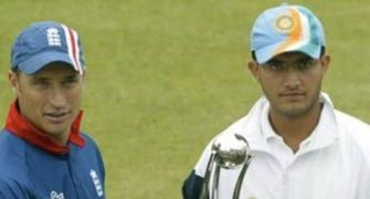 Don't miss! Ganguly and Nasser Hussain's banter