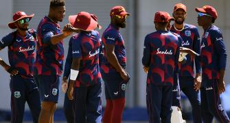 West Indies players to wear 'Black Lives Matter' logo