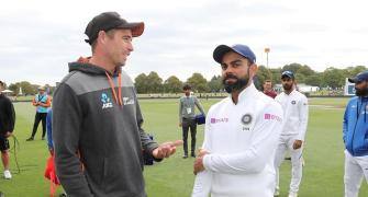 'India did not even compete in NZ Tests'