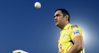 Where will Dhoni play his last match? VVS has a clue