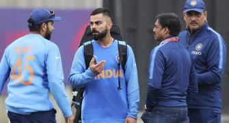 Switch from Dhoni to Kohli was seamless: MSK Prasad