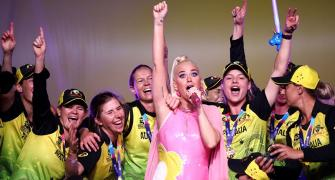 'Something special': Australia celebrate 5th T20 title