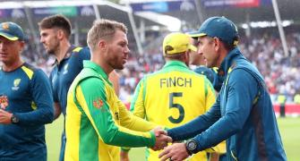Aus coach insists on handshakes amid coronavirus scare