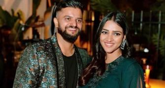Suresh Raina and Priyanka blessed with a baby boy