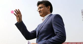 BCCI president Ganguly tests negative for COVID-19