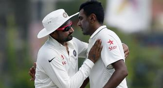 I am not jealous of you: Harbhajan tells Ashwin