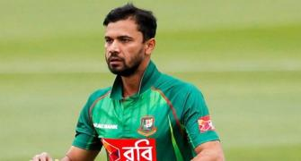 Mortaza, two other Bangladesh cricketers test positive
