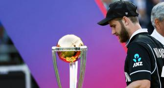 Williamson still unable to make sense of WC final loss