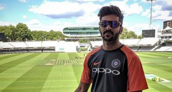Shardul first India cricketer to resume training
