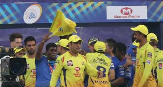 Dhoni calls for CSK overhaul after 'difficult campaign'