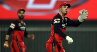 De Villiers on why RCB struggled against Sunrisers