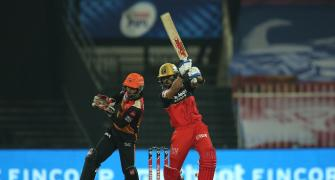 Royal Challengers, Capitals in battle for top-two finish