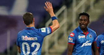 Star Performers: Nortje-Rabada rattle RCB