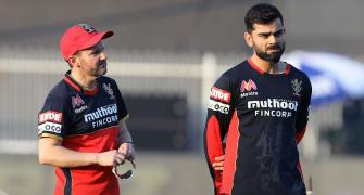 Katich, Hesson back Kohli to stay as RCB skipper