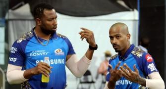 Pollard on his equation with Pandya brothers