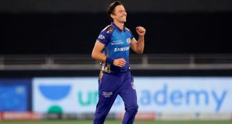 Key moments in Mumbai Indians' IPL final triumph