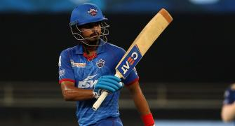 Iyer assesses Delhi Capitals' no show in IPL final