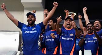 Why this IPL triumph means 'a great deal' for Mumbai