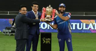 Ganguly thanks players for making IPL a success
