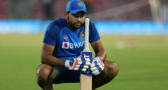 Rohit leaving 'no stone unturned' for Australia tour