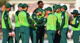 Why South Africa won't take a knee in England series