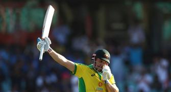 PHOTOS: Australia vs India, 1st ODI