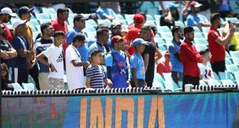 Crowd capacity 25 per cent for third India-Aus Test