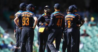 Team India's 'defensive' body language questioned