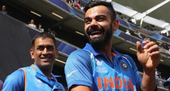 'Kohli's team needs a player like Dhoni'