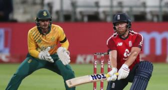 1st T20: Brilliant Bairstow guides England to victory