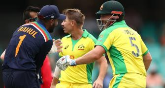 Rahul's Warner injury remark shocks fans