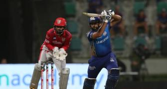 Top performer: Impeccable Rohit gives MI momentum