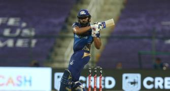 IPL PHOTOS: Mumbai Indians vs Kings XI Punjab