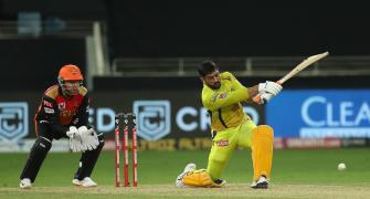 Why Dhoni couldn't finish it off vs SunRisers...