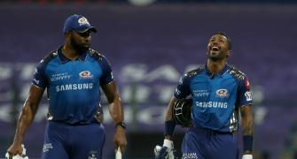 Sky is the limit for Pollard in last four overs