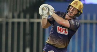 Should KKR's Morgan bat up the order?