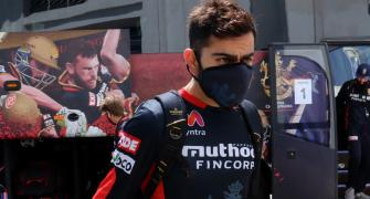 IPL 2020: The coolest masks