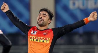 Why Rashid is one of the top spinners in T20 cricket