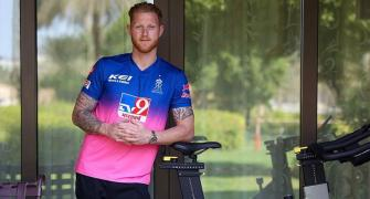 SEE: What Ben Stokes is up to