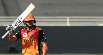 Manish Pandey completes 3,000 runs in IPL