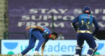 Skipper Iyer slams Delhi Capitals's poor fielding