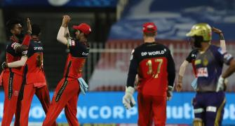 Turning Point: RCB bowlers choke KKR