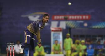 'Surprised' KKR's reaction to Narine's suspect action