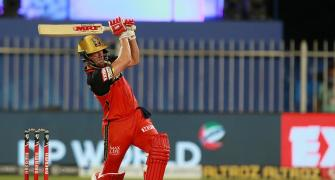 RCB eyeing top of points table finish: De Villiers