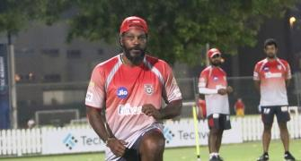 Gayle set for IPL 2020 debut as KXIP face RCB