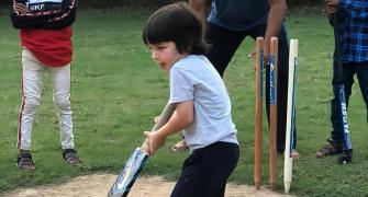 Any place for Taimur in the IPL?