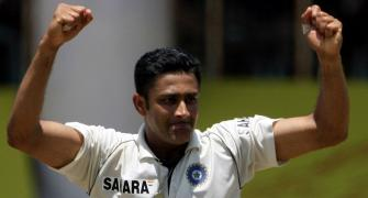 Kumble@50: Check out the legend's career highlights